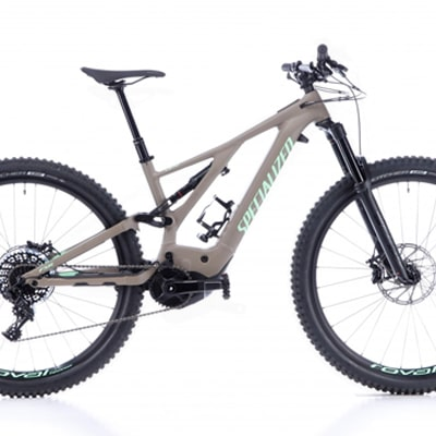 E-Mountainbikes Fully